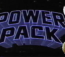 MARVEL COMICS: New Warriors (Power Pack Unaired pilot)
