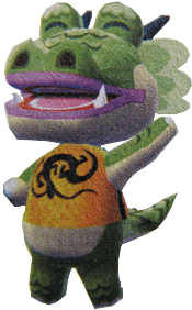 Image - Drago.png - Animal Crossing New Leaf Wiki