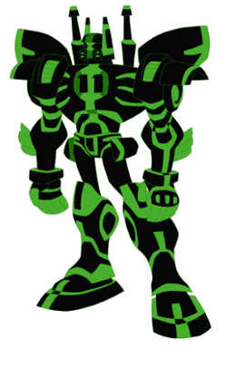 Upgrade - Ben 10 Aliens Wiki