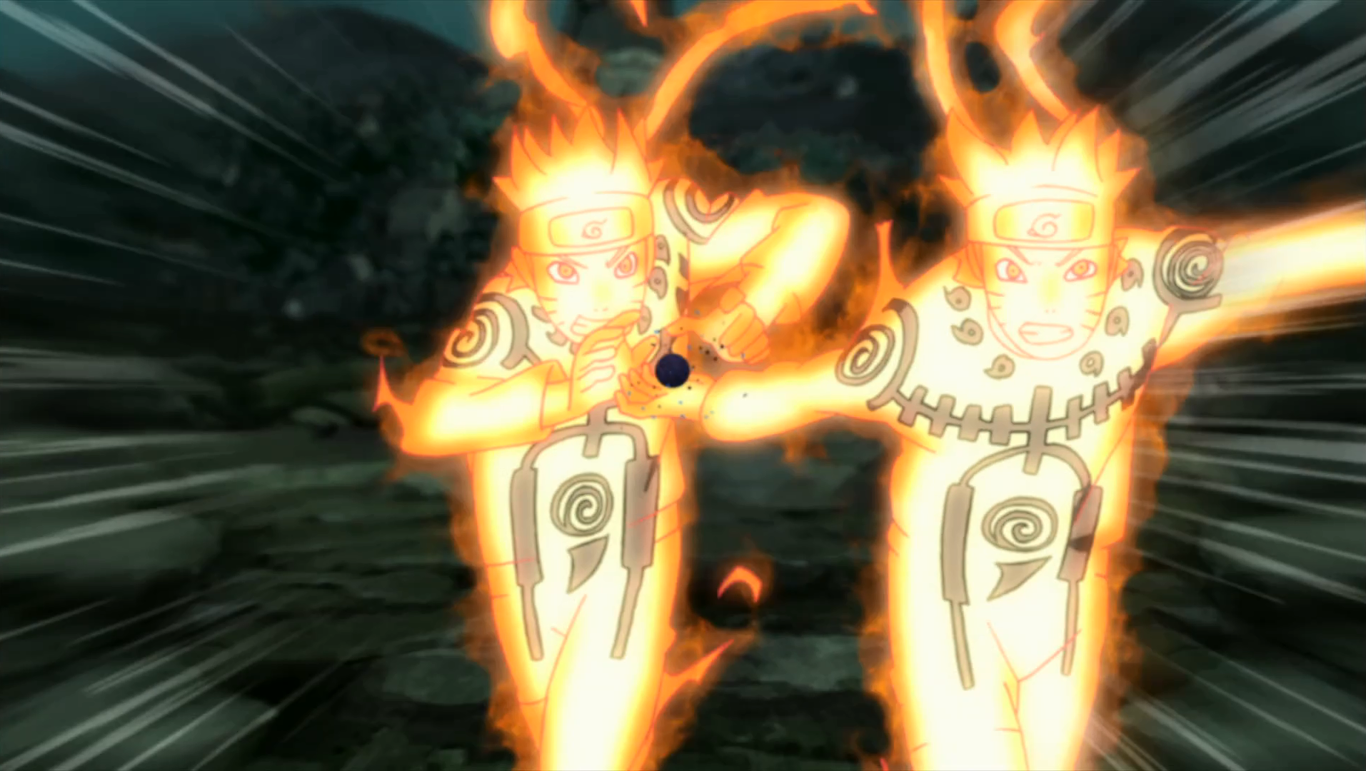 [FP] Uzumaki Naruto Cho_Mini_Bijudama