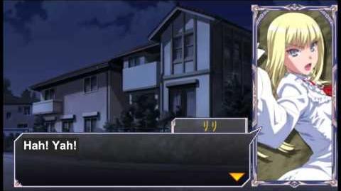 Queen's Gate Spiral Chaos Freetalks Translation Lili (2 of 2) ( kiss scene)