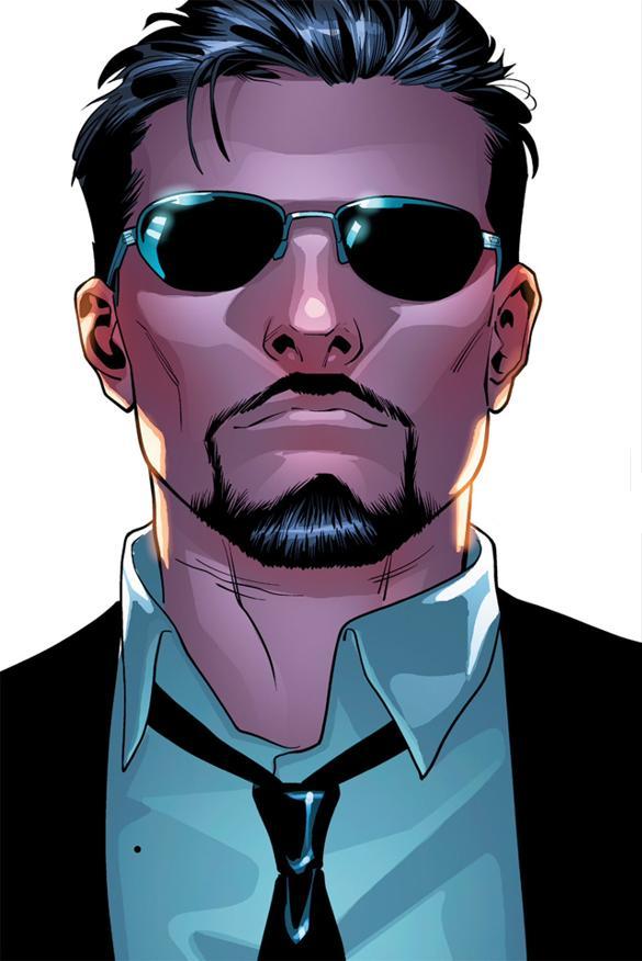 Iron Man Fatal Frontier Infinite Comic Vol 1 6 Marvel