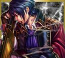 Smoking Admiral Albert