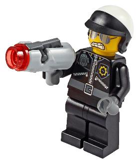 lego movie bad cop car chase instructions
