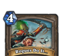 Rogues Do It...