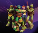 MIRAGE COMICS: TMNT 2012 (Season 1)