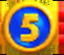 Sonic R sprites