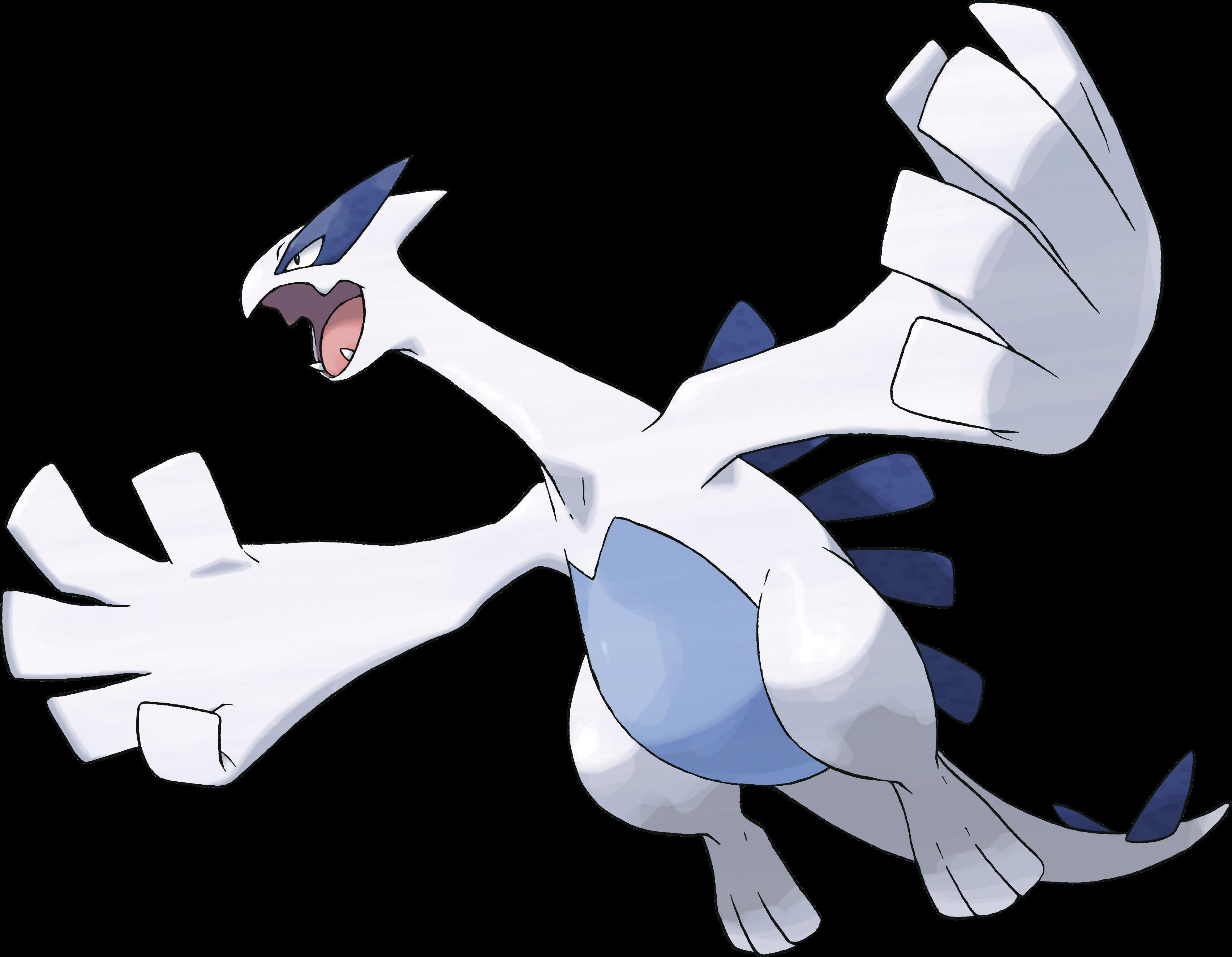 30 Days of Pokémon Lugia