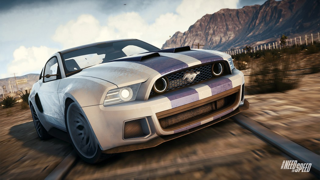 Ford Mustang Gt 2014 At The Need For Speed Wiki Need