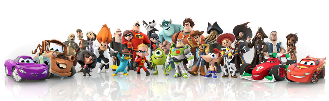 Disney Infinity   Characters Cars