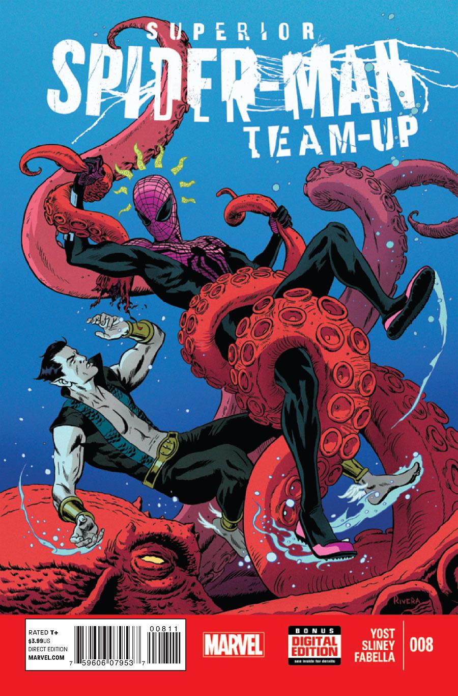 Superior spider man team up vol 1 8 marvel comics database