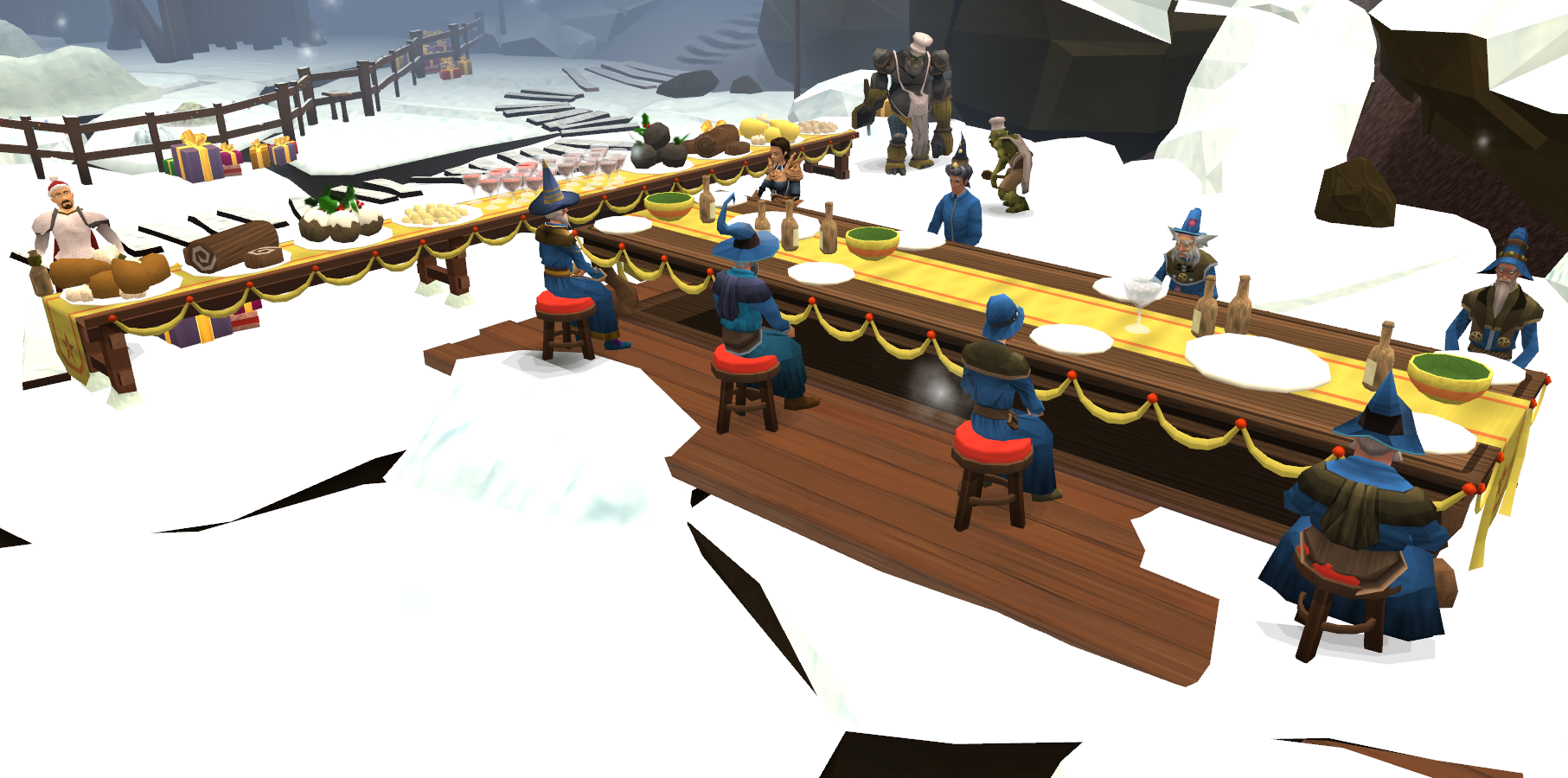 2013 Christmas Event The Runescape Wiki