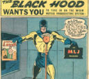RED CIRCLE COMICS: OTR The Black Mask