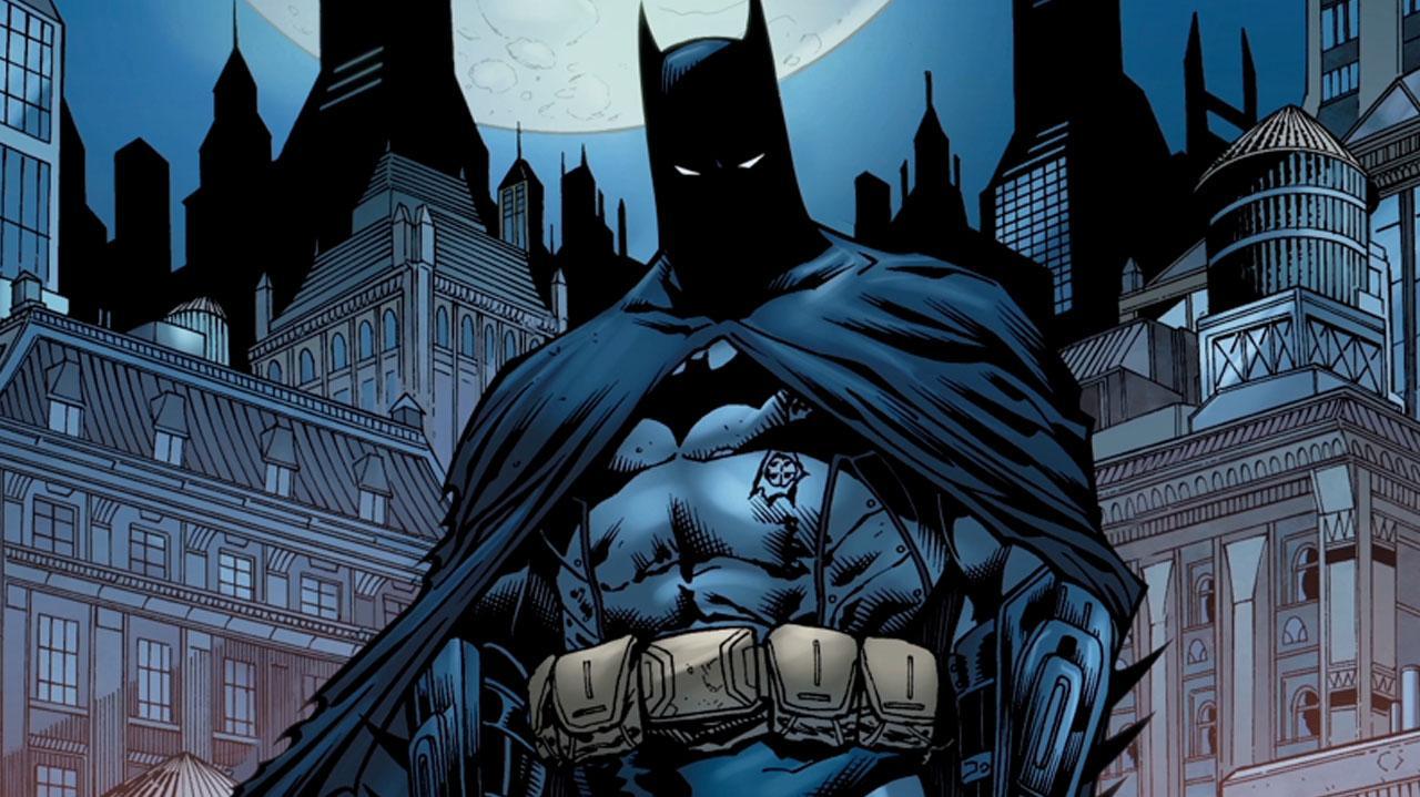 Batman Arkham Origins Interactive Graphic Novel Trailer
