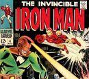 Iron Man Volume 1 4