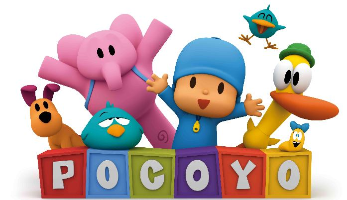 Pocoyo - Logopedia, the logo and branding site