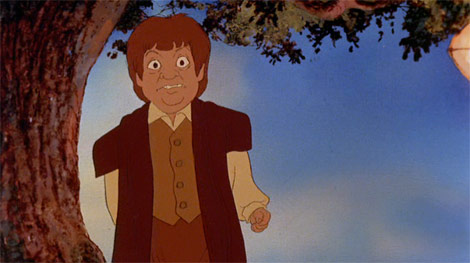 An analysis of the main character biblo baggins in jrr tolkens the hobbit