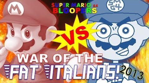 War of the Fat Italians 2013