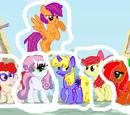 My little Pony: Amistades en Ponyville