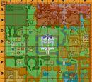 Lugares de The Legend of Zelda: A Link Between Worlds