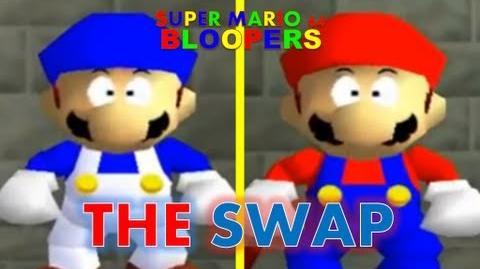 Super Mario 64 Bloopers: The Swap