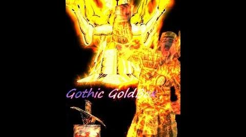 GothicGoldBox Episodio 1 - Un'inconffessabile maledizione.