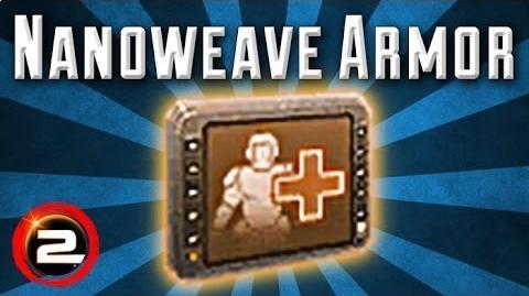 Nanoweave Armor