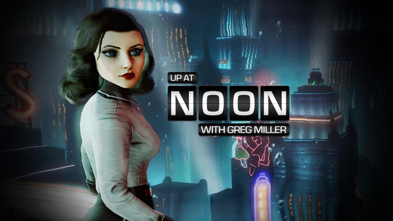 BioShock Infinite's New Seductive Elizabeth - Up at Noon