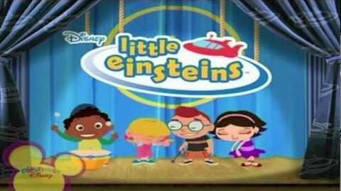 Little Einsteins opening titles in HD!