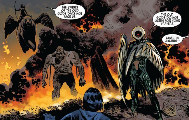 horsemen of apocalypse earth616 marvel comics database