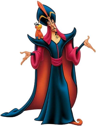 Disney Vilões Jafardisney