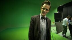 DOCTOR WHO Making Of The Time of The Doctor Christmas Special - BBC America