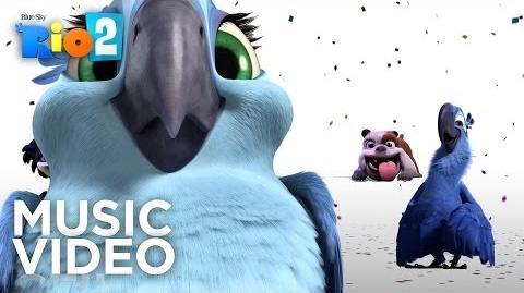 "Rio 2 ""What Is Love"" Lyrics Video 20th Century FOX-1388107612"