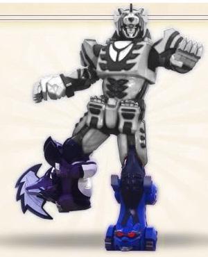 Arctic Pride Megazord - Power Rangers Fanon Wiki