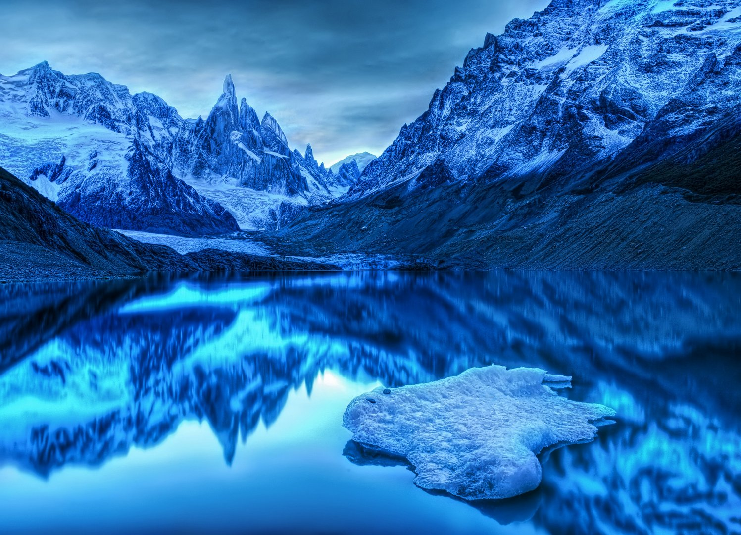 Image - Icy-Blue-Kingdom-Wallpaper-317867 - Microsoft Sam and