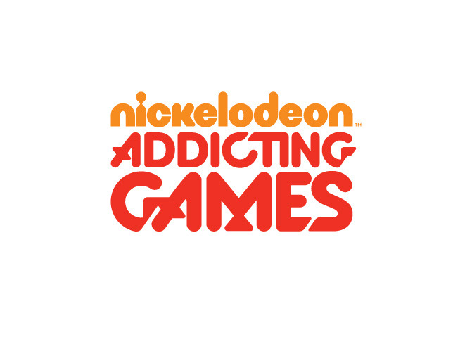 """... Nickelodeon Addicting Games"""". The version without the Nickelodeon logo"""