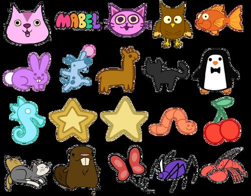Image Mabel Sweater Creator Assets1 Png Gravity Falls Wiki