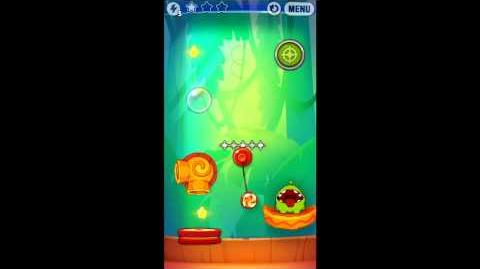 Cut The Rope Experiments - Level 8-11 - 3 Stars