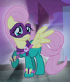 102px-Fluttershy_as_Saddle_Rager_ID_S04E06.png