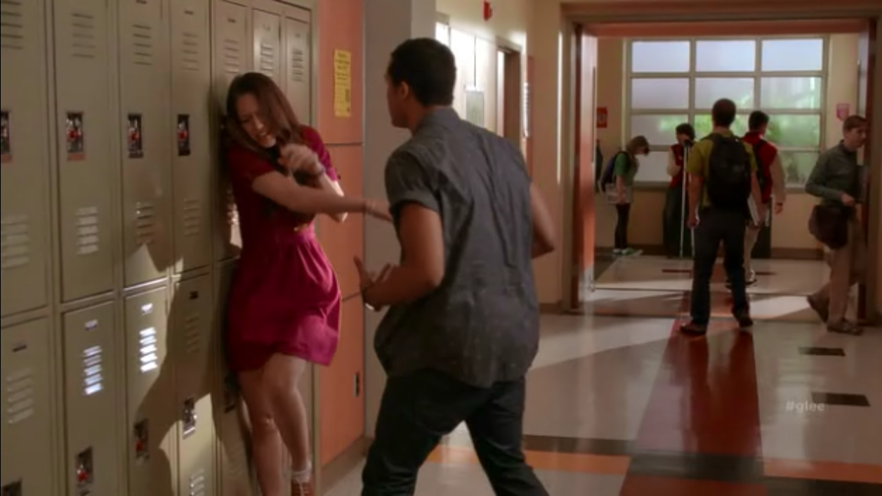 glee marley and ryder first meet