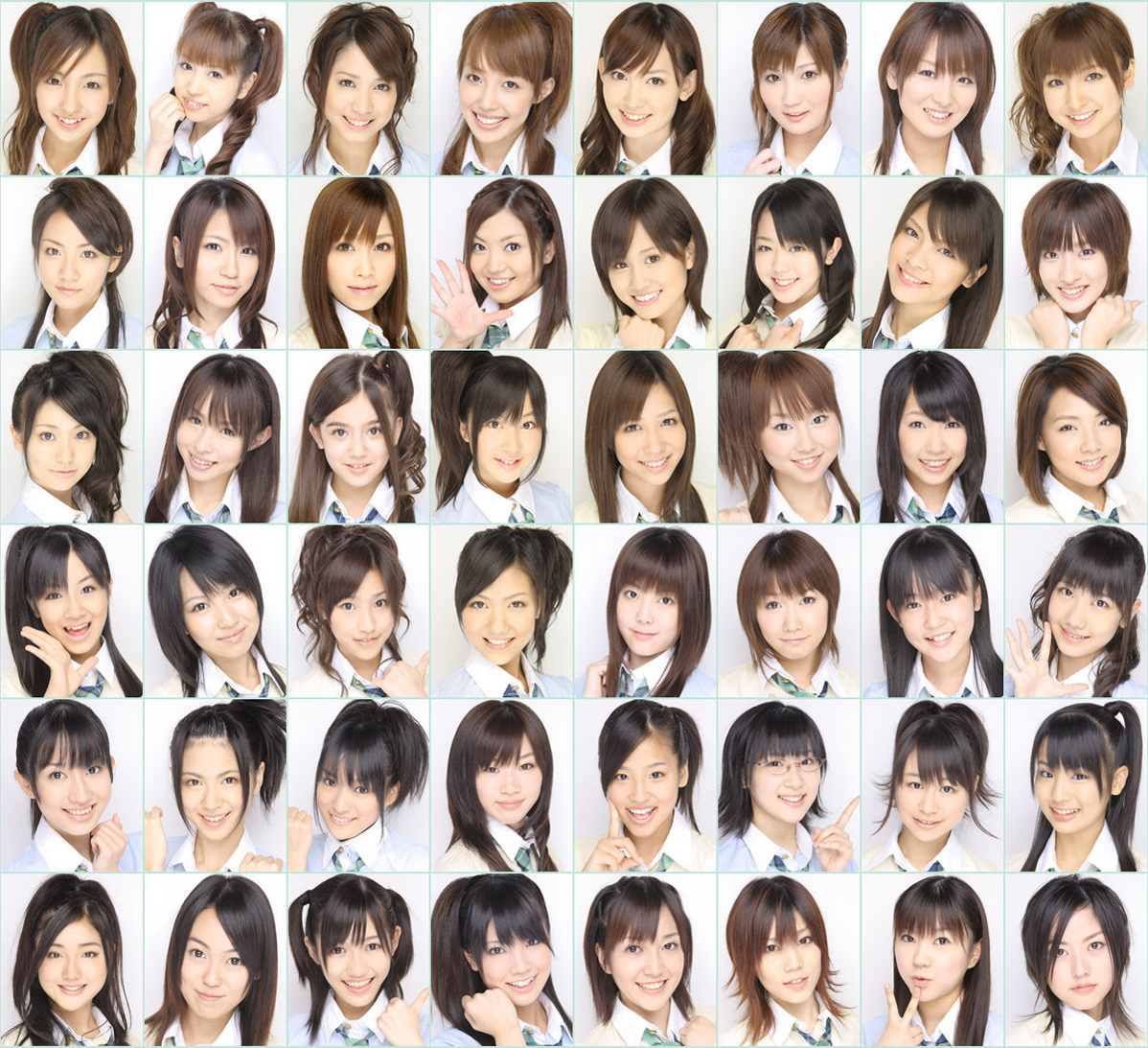 List of AKB48 members