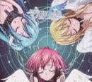 Sora no Otoshimono Forte OP&ED Single - Heart no Kakuritsu