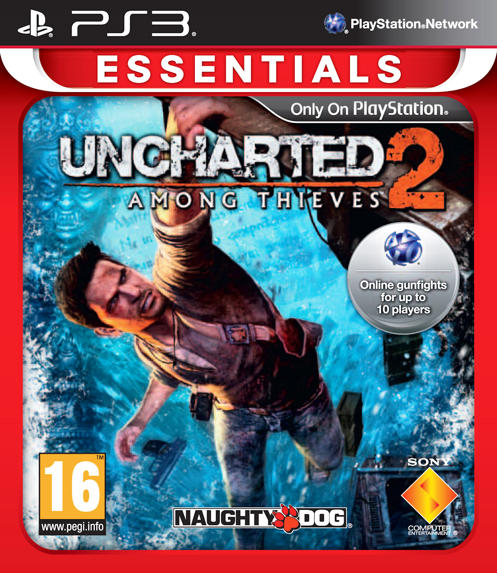 Uncharted 2 (Essentials)