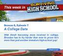 A College Date