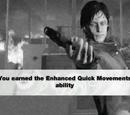 Enhanced Quick Movement