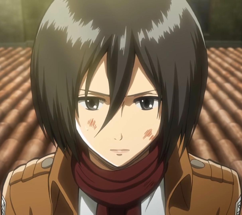 Segundos Personajes - Página 2 Mikasa_Ackerman_Anime