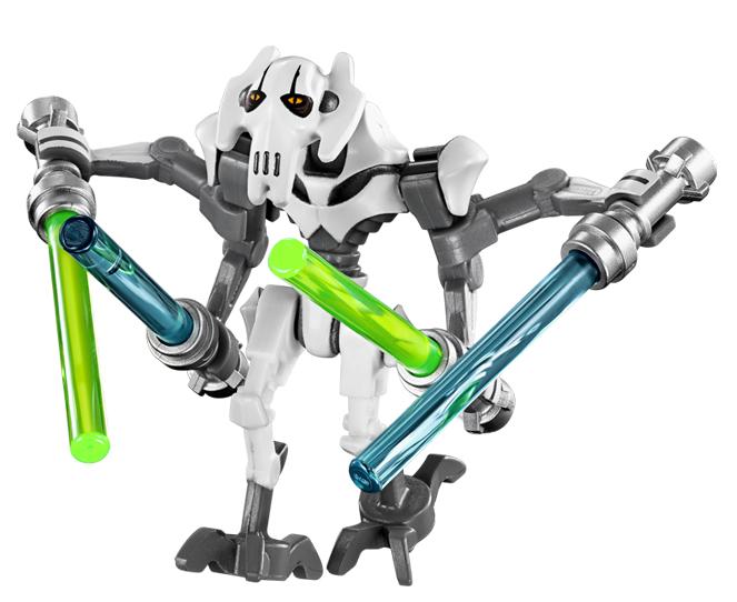 General Grievous - Brickipedia, the LEGO Wiki