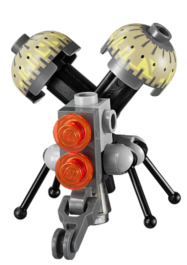 lego star wars buzz droid instructions