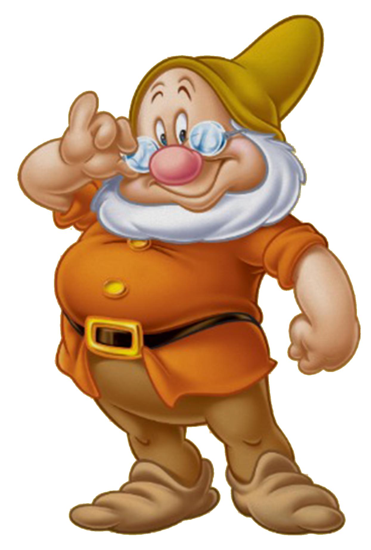 Disney Seven Dwarfs Clip Art