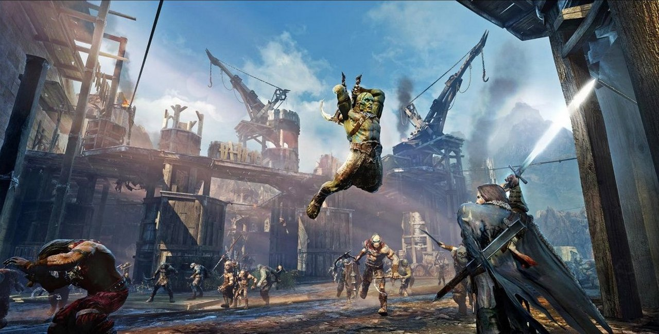 Middle-Earth: Shadow of Mordor For PC Full Game Free Download